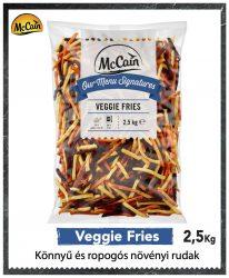 McCain Valley Farm 9x9 hasábburgonya [2.5kg]