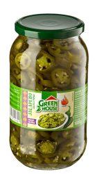 GreenHouse szeletelt Jalapeno paprika [570g]