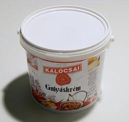 Kalocsai gulyáskrém [2.5kg]