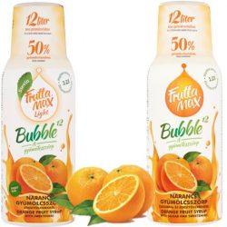 Frutta Max narancs ízű szörp [500ml]