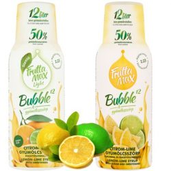 Frutta Max Light citrom-lime ízű szörp [500ml]