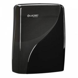 Lucart Identity Fold Handtowel hajtogatott kéztörlő adagoló (fekete)