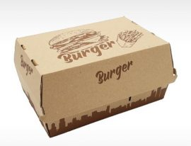 StreetFood BurgerBox XL [50db]