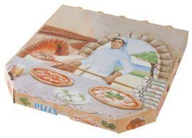Pizzadoboz 26cm [100db]