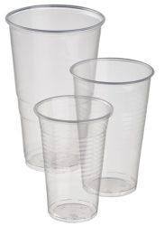 Műanyag pohár 4dl [75db]